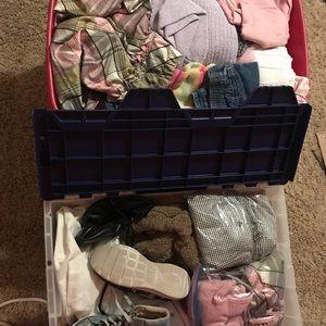 Kids clothing bundle